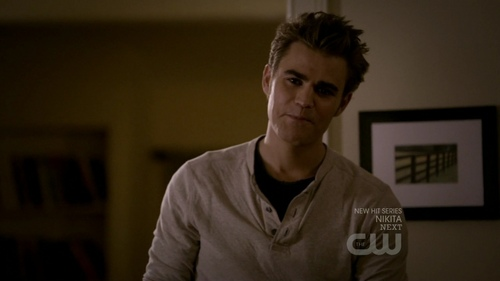 Stefan & Elena: ep 2x11 - 2x11 - By the Light of the Moon  - stefan-and-elena Screencap