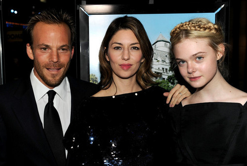 """Stephen Dorff, Sofia Coppola & Elle Fanning at the Hollywood Premiere of """"Somewhere"""""""