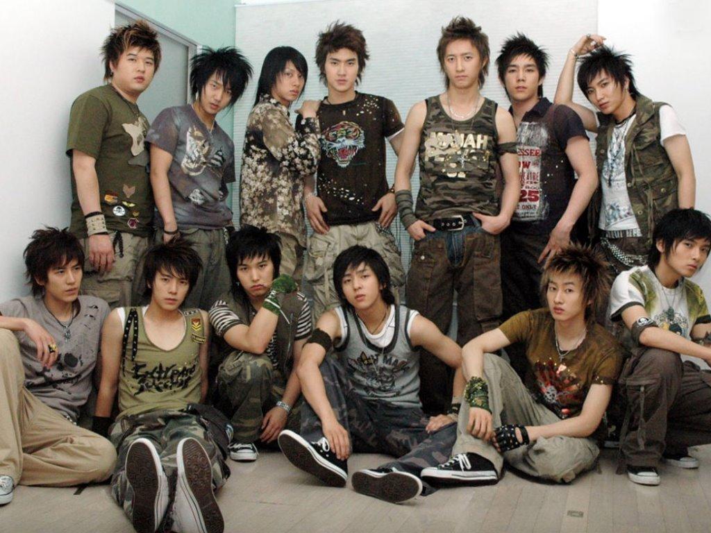 Super Junior 壁紙
