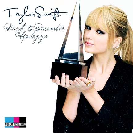 Taylor Swift - Back to December / Apologize (Live @ AMAs 2010) [FanMade