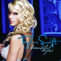 Taylor Swift - Beautiful Eyes [FanMade Album Cover] - demi-lovato-and-taylor-swift fan art