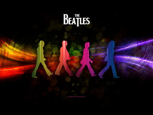 Classic Rock wallpaper titled The Beatles