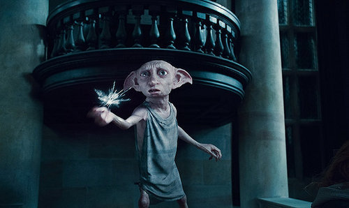 The Deathly Hallows - harry-potter Screencap