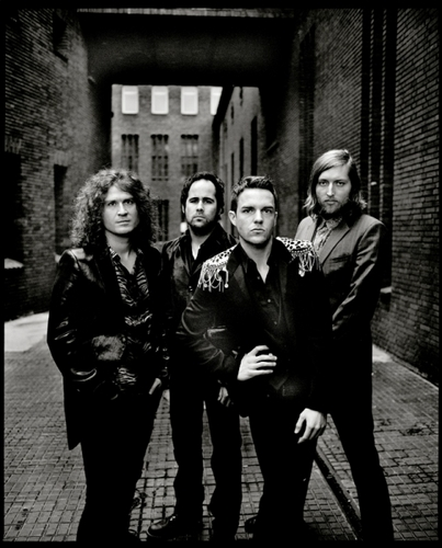 The Killers E.W. foto shoot