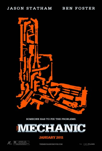 The Mechanic Official Poster