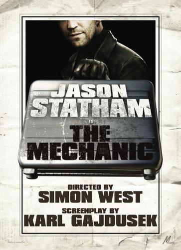 The Mechanic Promos