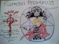 The Philosophers Stone - fullmetal-alchemist-manga fan art