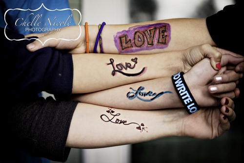 To Write Love. <3