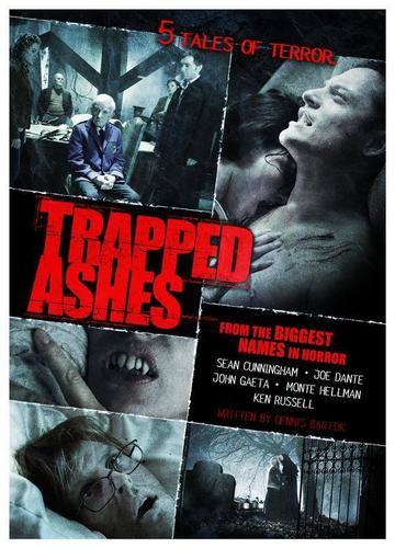 Trapped Ashes: Posters