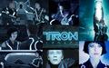 Tron: Legacy Sam/Quorra Wallpaper