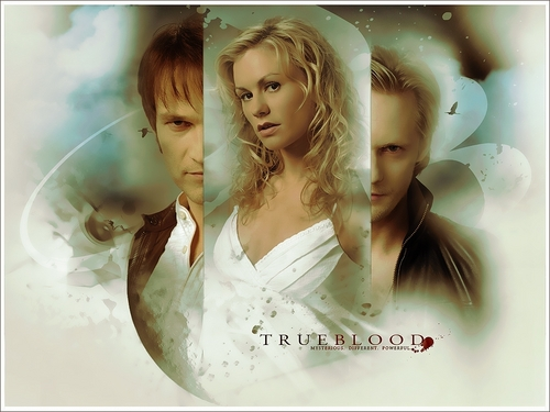 True Blood wallpaper containing a portrait entitled True Blood