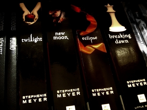 Libri da leggere wallpaper called Twilight libri