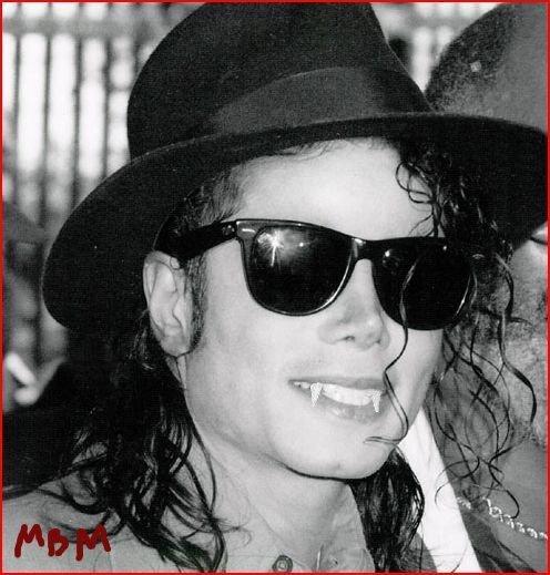 Vampire MJ made bởi me. <3