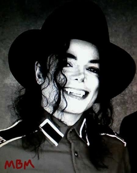 Vampire MJ made द्वारा me. <3