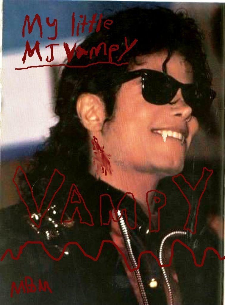Vampire MJ made da me. <3