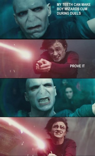 Voldy's other power