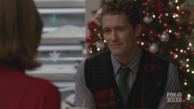 Wilma 2x10 &#34;A Very Glee Christmas&#34; - will-and-emma Screencap