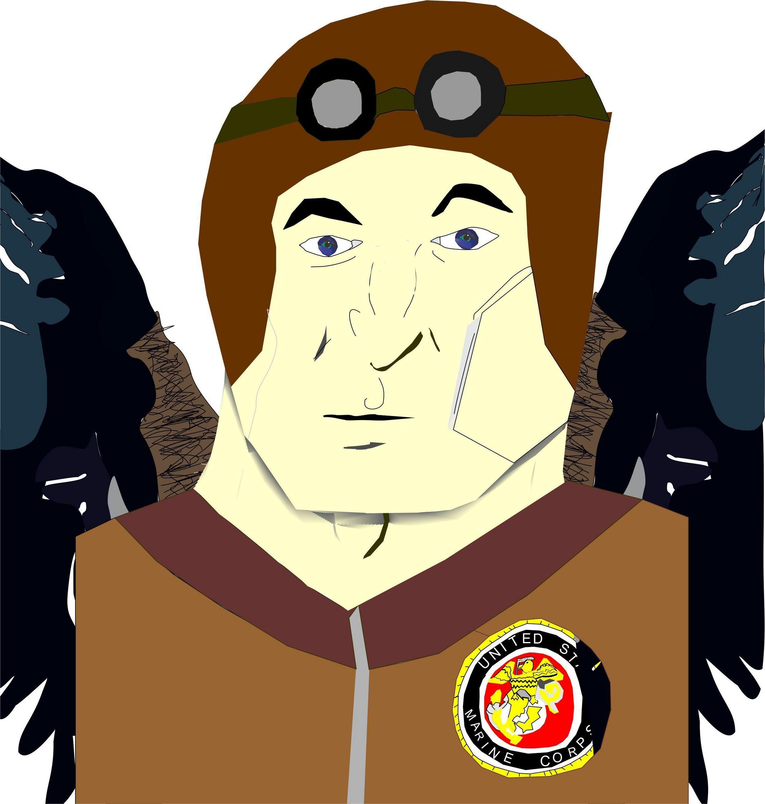 Wingman- Fang