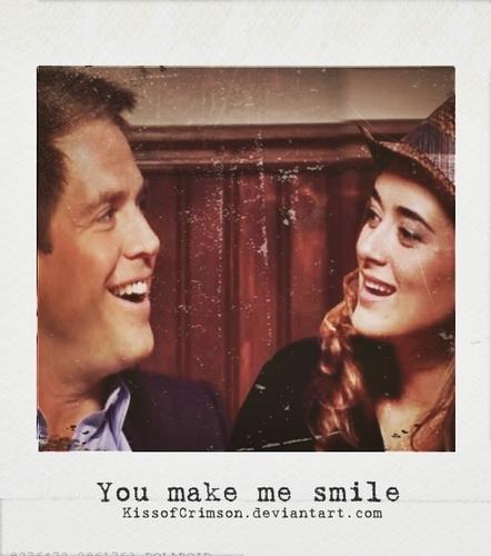 anda Make Me Smile- Tiva