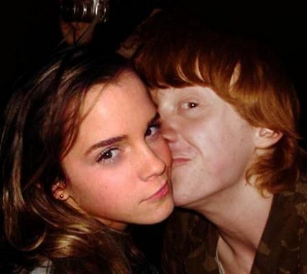 Young Emma & Rupert!
