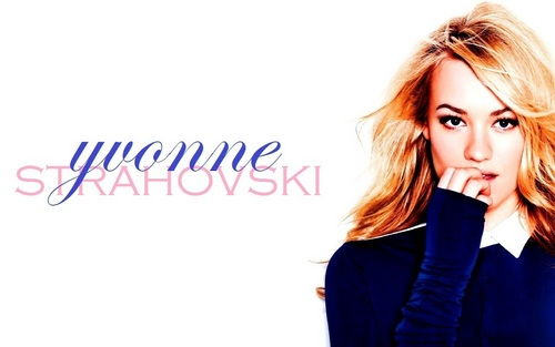 Yvonne Strahovski wallpaper with a portrait titled Yvonne