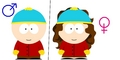 cartman as a girl