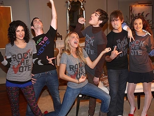 gossip girl rock and roll