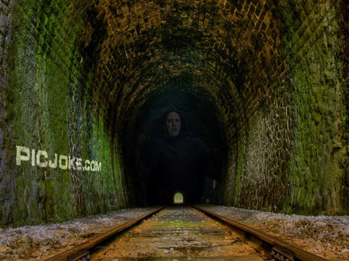 severus snape fondo de pantalla possibly containing a railroad tunnel called severus snape