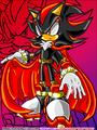 shadow the king hedgehog - shadow-the-hedgehog photo