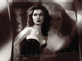 shadows on the cinema wall - rachel-weisz wallpaper