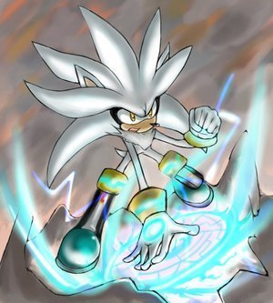 silver is very angry