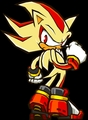 super shadow - shadow-the-hedgehog photo