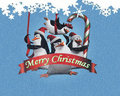 yes a Christmas Wallpaper - penguins-of-madagascar wallpaper