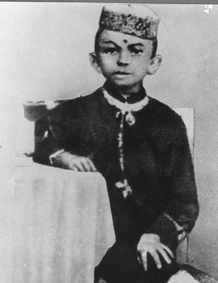 young_mahatma - mahatma-gandhi Photo