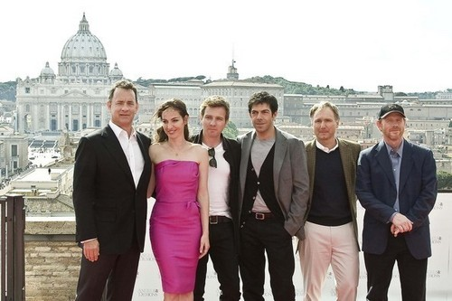 'Angels & Demons' Rome Photocall