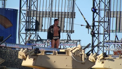 Cody Rhodes - Tribute to the Troops 2010