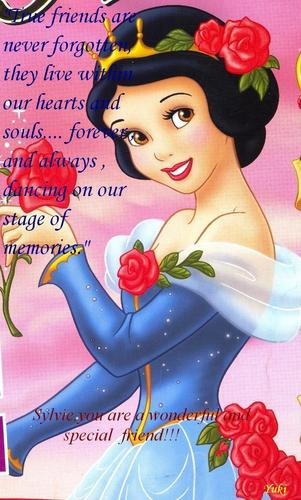 ♥♥♥For my beautiful friend,Sylvie♥♥♥