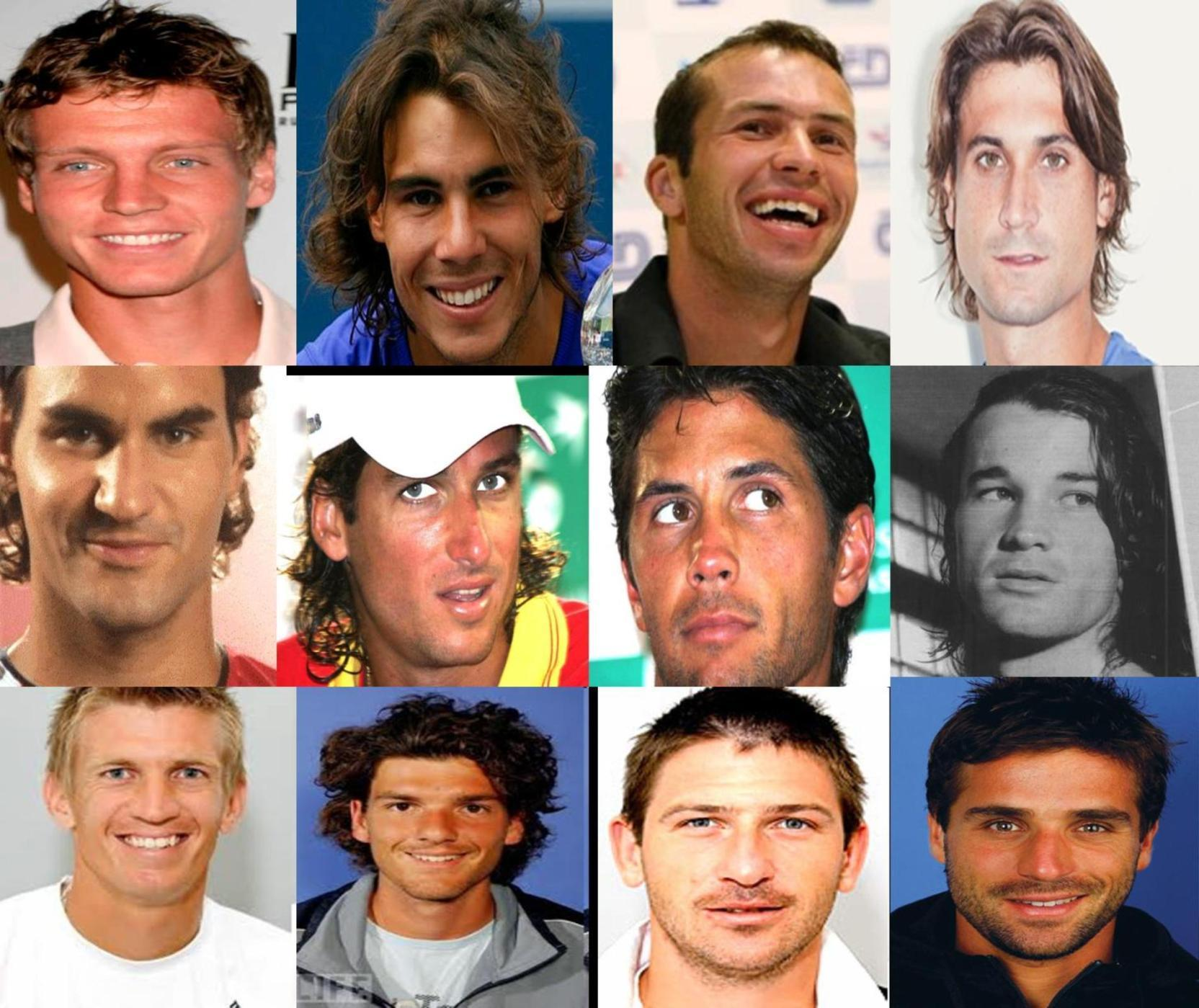 12 sexiest Tennis players in the world !!