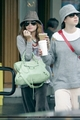 17-10-04 - Mary-Kate getting coffee in Santa Monica - mary-kate-and-ashley-olsen photo