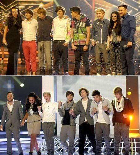 1D, Matt, Becca & Cher (Finalists) 1D R My True Winners :) x