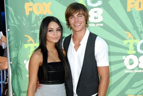 2008, Zac & Vanessa