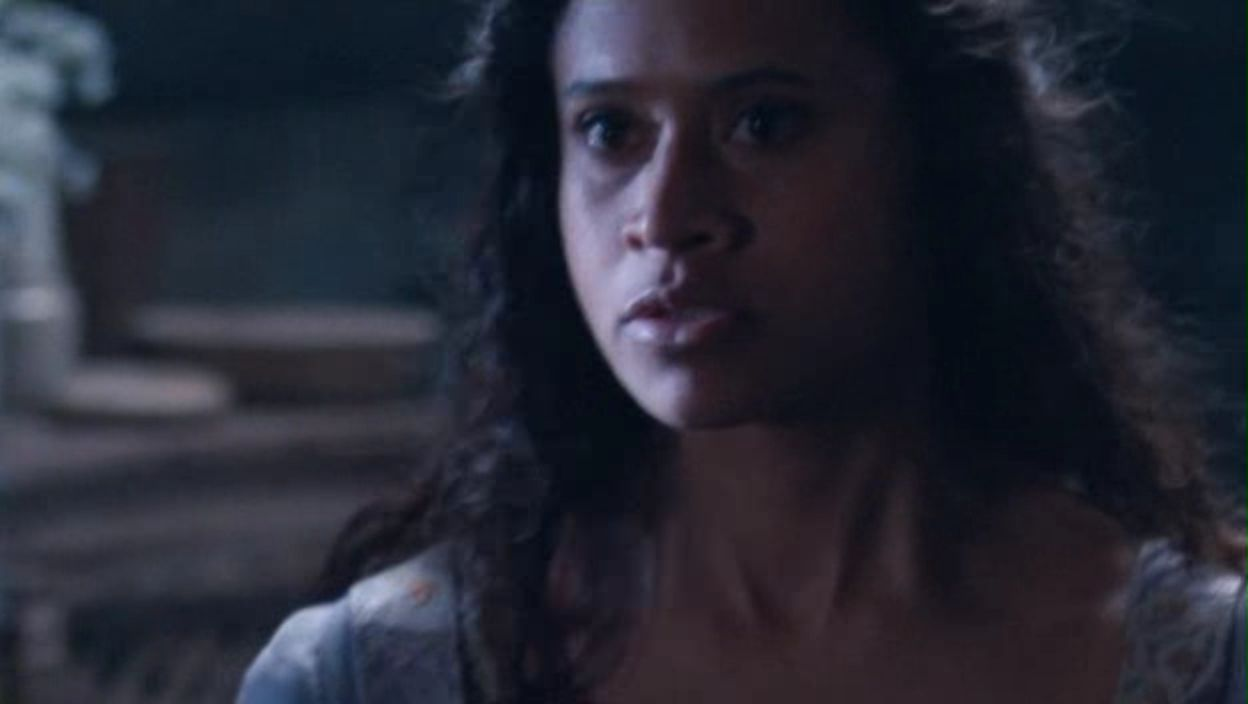 Bradley James Girlfriend Angel Coulby 3x07 The Castle of Fyr...