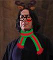 A Snape giáng sinh