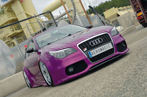 Audi images AUDI A3 EXTREME TUNING HD wallpaper and background photos ...
