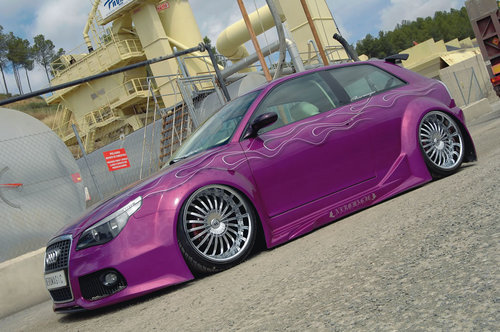 Audi A3 EXTREME TUNING