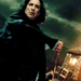 Alan as Prof. Severus Snape