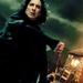 Alan as Prof. Severus Snape