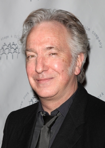 Alan at the New York Stage And Film Winter Gala - 12th Oct. 2010 :*