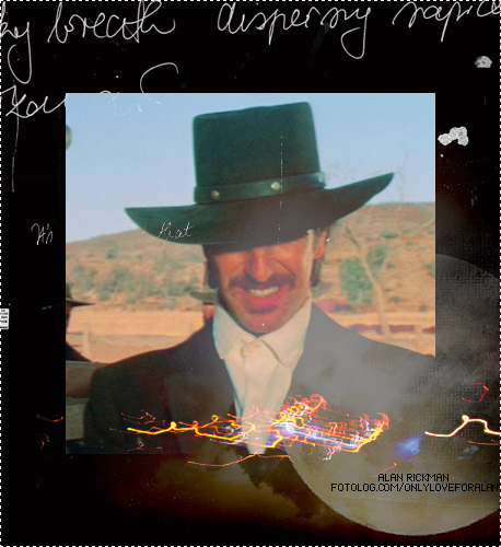 Alan in Quigley Down Under