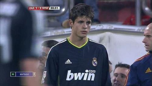 Alvaro Morata Debut 12/12/10! <3